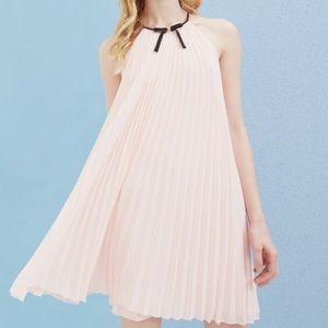 Ted Baker Emelay Pink Pleated Dress